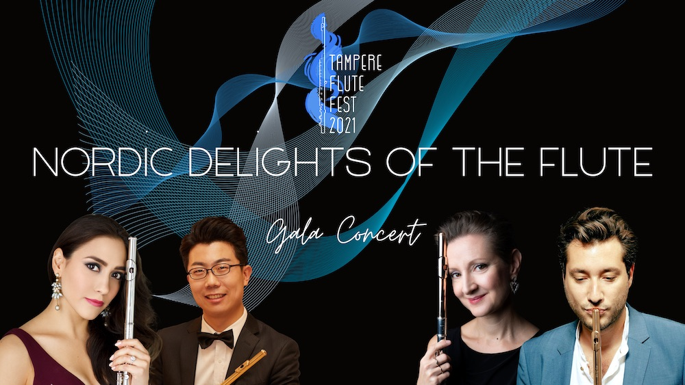2021 Nordic Delights of the Flute Gala Concert